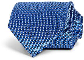 Bloomingdale's The Men's Store at Micro Geometric Classic Tie - 100% Exclusive
