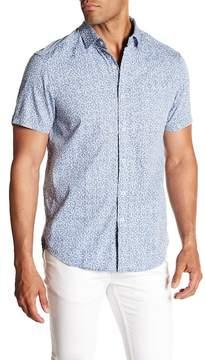 Report Collection Short Sleeve Slim Fit Sunsplash Shirt