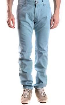 Gant Men's Light Blue Cotton Jeans.