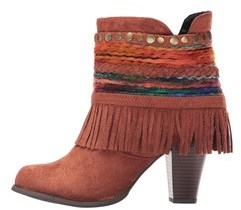 DOLCE by Mojo Moxy Womens Bronco Closed Toe Ankle.