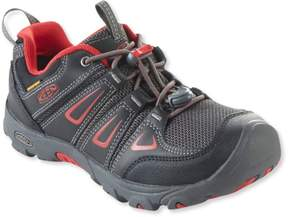 L.L. Bean L.L.Bean Kids' Keen Oakridge Waterproof Shoes, Low