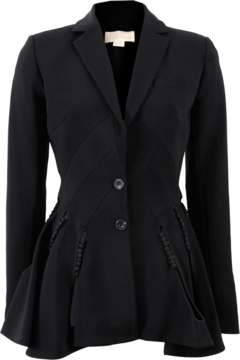 Antonio Berardi Layered Cut Out Blazer