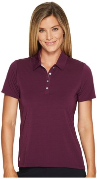 adidas Essentials Short Sleeve Polo Women's Short Sleeve Pullover