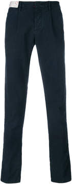 Incotex tailored fitted trousers