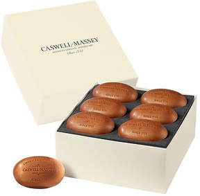 Caswell-Massey Sandalwood Year of Soap by 12 piece Soap Set)
