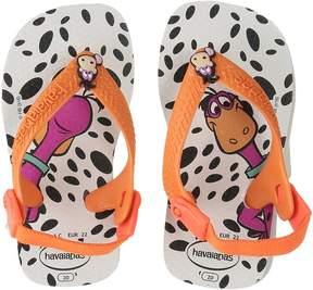 Havaianas Flintstones Flip Flops Boys Shoes