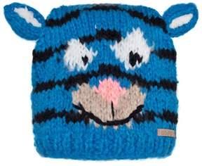 Barts Blue Tiger Beanie