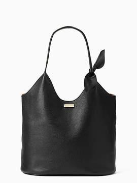 Kate Spade On purpose black shopper tote