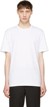 Neil Barrett White neilbarrett T-Shirt