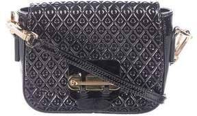 Tod's Patent Leather Mini Crossbody Bag