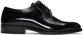 Saint Laurent Black Montaigne Derbys