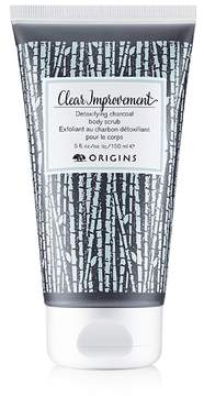 Clear Improvement Detoxifying Charcoal Body Scrub