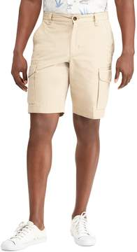 Chaps Men's Classic-Fit Stretch Waistband Cargo Shorts