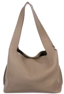 The Row Leather Duplex Tote