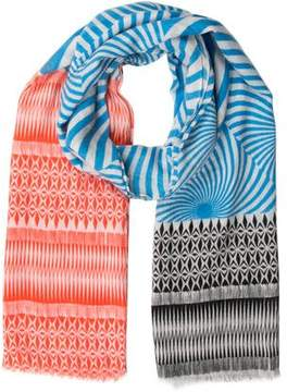 Matthew Williamson Printed Wool Scarf
