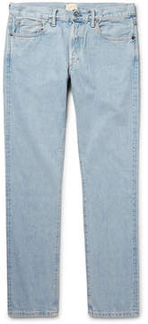 Simon Miller M001 Slim-Fit Selvedge Denim Jeans