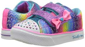 Skechers Twinkle Breeze 2.0 10928N Lights Girl's Shoes