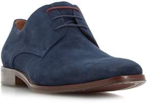 Dune London RICHMONDS - NAVY Square Toe Derby Shoe