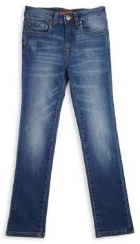 7 For All Mankind Boy's Skinny Denim Jeans