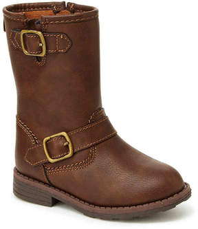 Carter's Aqion Toddler Riding Boot - Girl's