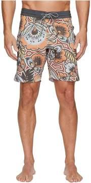 VISSLA Mongo Four-Way Stretch Boardshorts 18.5 Men's Swimwear