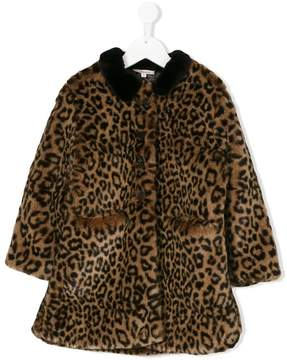 Caramel Bedford coat