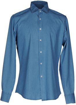 Glanshirt Denim shirts