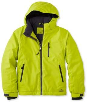L.L. Bean L.L.Bean Boys' Glacier Summit Waterproof Jacket