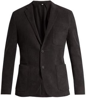 Orlebar Brown Edgar cotton terry-towelling blazer