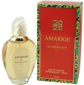 Amarige by Givenchy Eau De Toilette Spray for Women 3.3 oz.