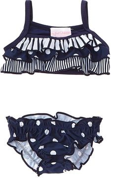 Chicco Girls' 2Pc Blue Bikini