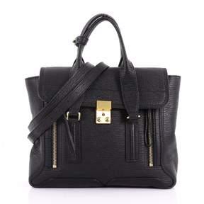 3.1 Phillip Lim Pashli Black Leather Handbag