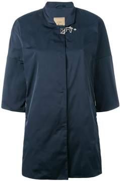 Fay short-sleeve coat