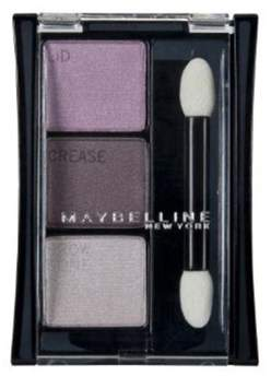 Maybelline Expert Wear Eye Shadow Trio, Crown Jewels.