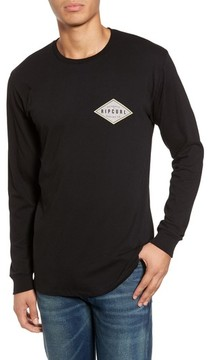 Rip Curl Men's Cast Long Sleeve T-Shirt