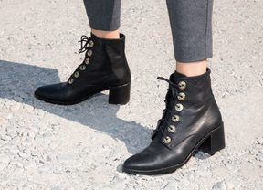 Freda Salvador Ace Lace-Up Boot X Anndra Neen