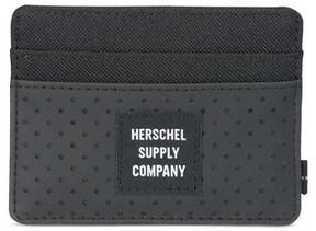 Herschel Men's Charlie Aspect Card Case - Black