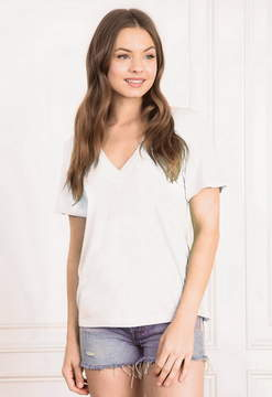 Feel The Piece Nicola V Neck Tee