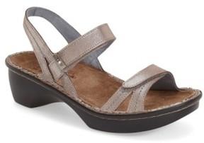 Naot Footwear Women's 'Brussels' Sandal