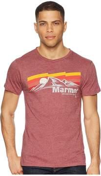 Marmot Short Sleeve Sunsetter Tee Men's T Shirt