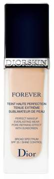 Dior Diorskin Forever Perfect Foundation Broad Spectrum Spf 35 - 010 Ivory
