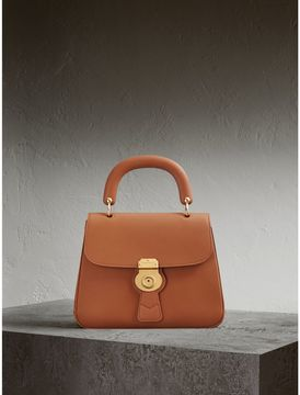 Burberry The Medium DK88 Top Handle Bag — Online Exclusive - BRIGHT TOFFEE - STYLE