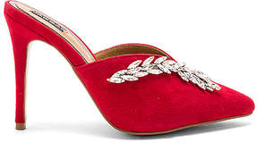 Jaggar Myth Jewelled Heel