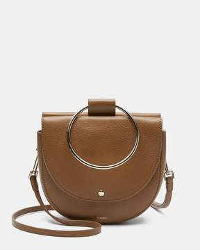 Theory Whitney Bag in Pebble Leather