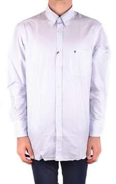 Ballantyne Men's Mcbi032070o White Cotton Shirt.