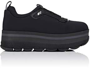 Prada Women's Neoprene Platform Sneakers