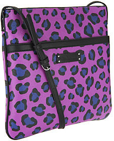 Vera Bradley As Is Faux Leather Slim & Trim Hipster