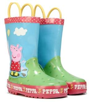 Peppa Pig Kids' Muddy Puddles Rain Boot Toddler