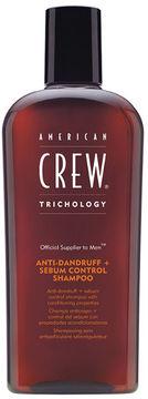 American Crew Anti-Dandruff & Sebum-Control Shampoo - 8.4 oz.