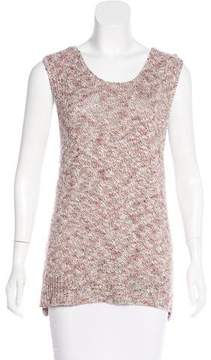 Brochu Walker Sleeveless Knit Sweater